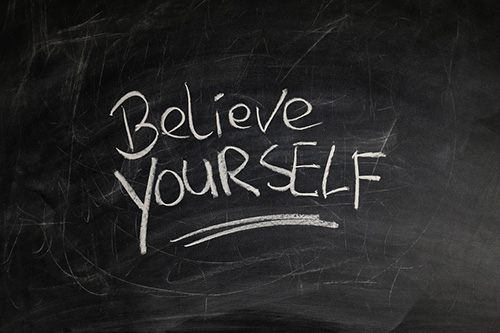 Credi in te stesso - Believe yourself