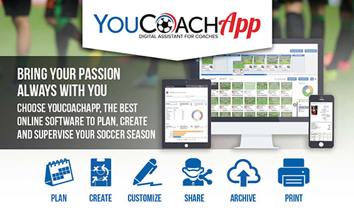 YouCoachApp: The new web app to professionally manage your team