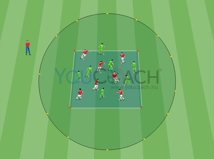 Helyfoglaló játék - Ajax FC