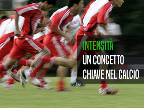L'intensità : il parametro...