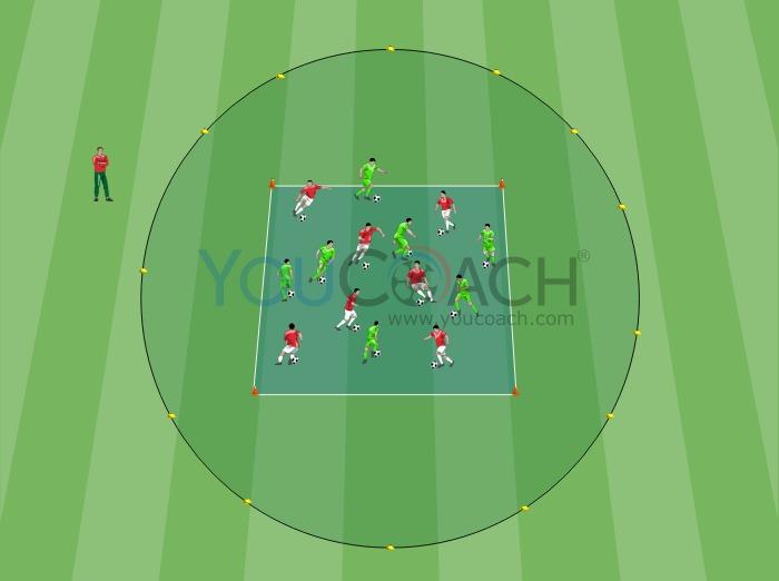 Marker conquest - Ajax FC