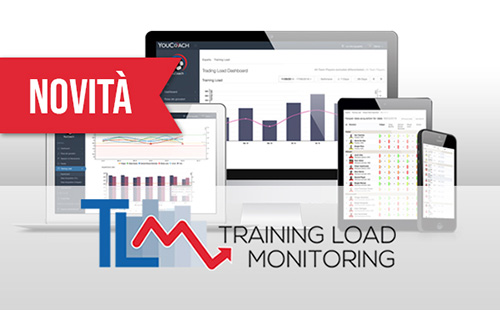 YouCoach presenta Training Load Monitoring