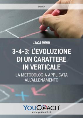 3-4-3: l'evoluzione di un carattere in verticale