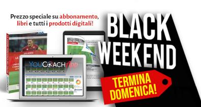Black weekend youcoach sconti libri