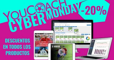 YouCoach Cyber Monday descuentos